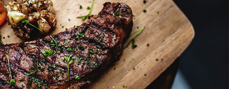 Segundos platos carne y pescado