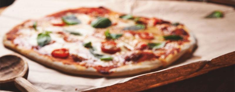 Nuestras pizzas italianas y napolitanas