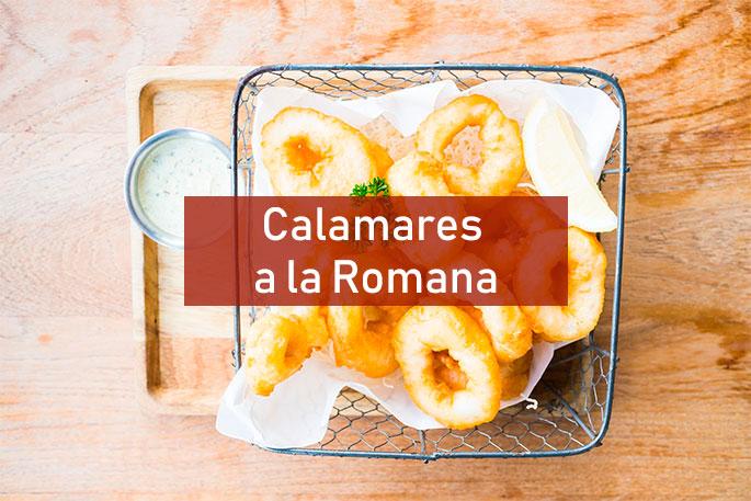 Como hacer Calamares a la Romana????: Receta rápida y sencilla