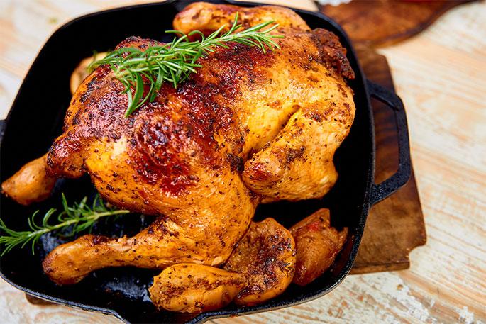 Pollo para hacer croquetas